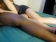 Darksome Creampie in White Wife Bawdy Cleft Episode Video