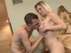 Fucking dad's new wife