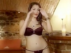 Big naturals porn with two guys fucking a hot chick