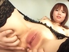 Horny Japanese girl Himena Ebihara in Best JAV uncensored Shaved scene