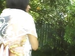 Rita and Hana in Snake charmers scene 1