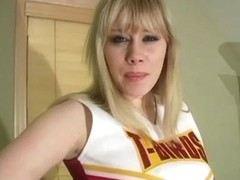 Bossy Cheerleader Girlfriend Malloy Martini Owns You
