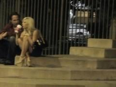 Tasha Reign in Hot Blonde Scandal - PornPros Video