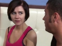 Lucky Danny Mountain gets a blowjob from Phoenix Marie