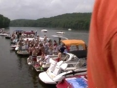 SpringBreakLife Video: Party On The Lake