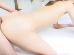 Yuu Mahiru Hot Asian chick enjoys some dildo penetration
