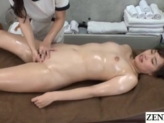 JAV CFNF lesbian massage clinic internal stimulation