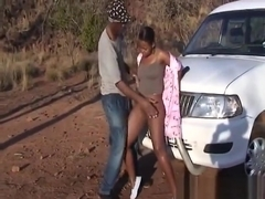 African Slave Girl Gives Head And Bangs Master