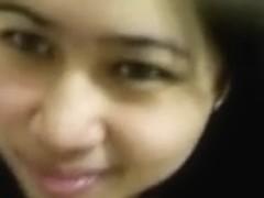 Asian girl private blowjob video