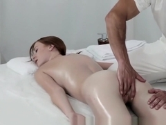 Tight young squirting girls scream as they orgasm