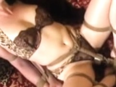 tied and made to cum