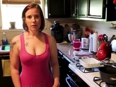 Mom Welcomes Son Home From Prison With A Blowjob - Jane Cane - Wade Cane