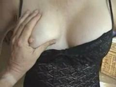 Vast cock stroked heavily
