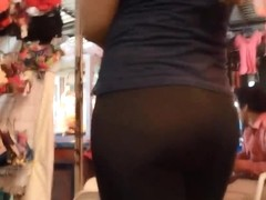 ass spandex