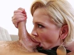 Fabulous pornstar Cherie Deville in Horny MILF, Cunnilingus adult clip