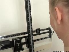 Best pornstar Maddy Rose in Horny Interview, Blonde xxx video