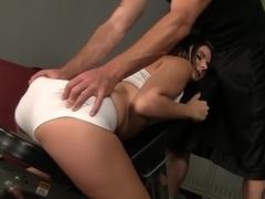Fabulous pornstar Janice Lacey in incredible facial, cumshots adult scene