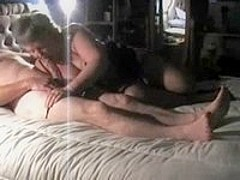 Mature amateur couple fucking