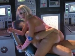 Sinful Anikka Albrite is getting pounded
