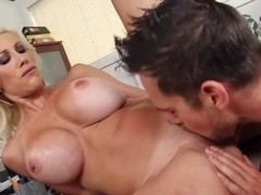 Johnny Castle and Puma Swede having wild fuck