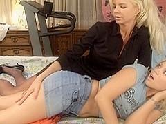 Bree Olson & Nicole Moore in Lesbian Seductions #15, Scene #03