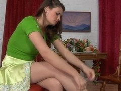 PantyhoseTales Movie: Gertie and Roger B