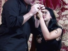 Audrey Bitoni & Alec Knight in Shay Jordan Scream, Scene 3