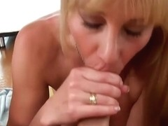Hawt Blond mother I'd like to fuck Likes to Gulp Cum