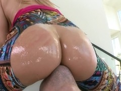 Milf with the nicest ass gets some hard...