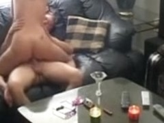 Cheating whore wife on hidden camera