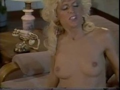 Retro looking lesbian sluts in a hot porn movie