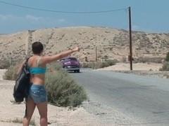 Bobbi Starr in Road Queen #06, Scene #03