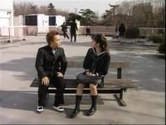 Aoi Minori in Sailor Aoi Minori to dream of
