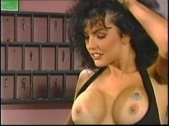 Retro babes enjoying getting their pussy pounded hard