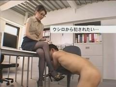 Japanese Ding-Dong Office Collision