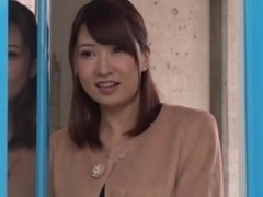 Hot Japanese girl seduced 8
