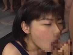 Shinobu Kasagi Hot Asian chick likes hardcore sex