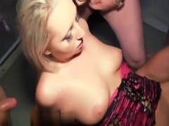 Three strangers fucking my wife
