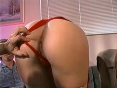 Husband watches his Redhead Wife fucked by stranger