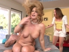 Fabulous pornstars Phyllisha Anne, Daniel Hunter, Khloe Kush in Exotic Pornstars, Big Tits sex video