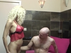 Exotic pornstar Vienna Vita in hottest lingerie, european porn clip