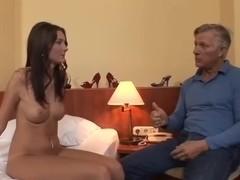 Kattie Gold -Lovely Anal From Older Guy