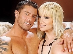 Lea Lexis & Cody Cummings in Blonde Bombshell XXX Video