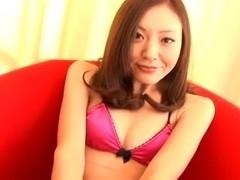 FUJIKI Mio vibrator and blowjob