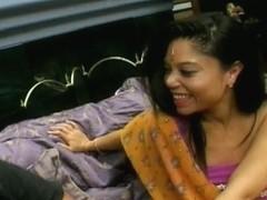 Chadra in Indian teeny twats scene 2