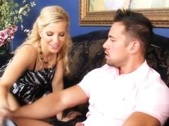 Ashley Fires & Johnny Castle in My Wife Shot Friend