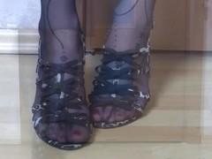 PantyhoseTales Video: Jane and Claudius