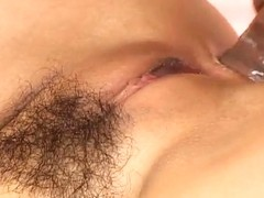 Babe Gets Double Penetration And An Anal Creampie