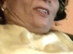 sliim older lady and dude sex anal