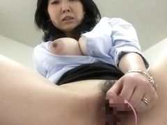 Exotic Japanese slut in Amazing Mature, Blowjob JAV clip